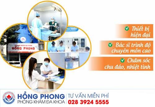 Lợi ích khi khám sản phụ khoa tại PKĐK Hồng Phong
