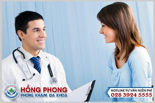 Cần điều trị dứt điểm và dễ tái phát khi điều tri tại những địa chỉ kém uy tín