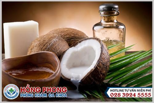 Cac loại dầu dừa