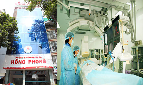 Điều trị bệnh lậu bằng phương pháp DHA tại Phòng Khám Đa Khoa Hồng Phong