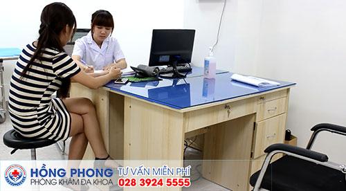 Phòng Khám Đa Khoa Hồng Phong địa chỉ phá thai an toàn