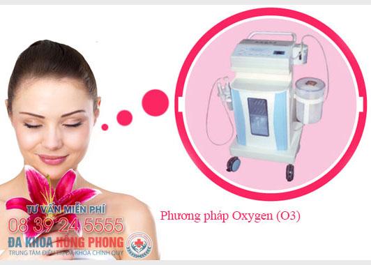 Công nghệ Oxygen hỗ trợ điều trị các bệnh lý gây kinh nguyệt bất thường