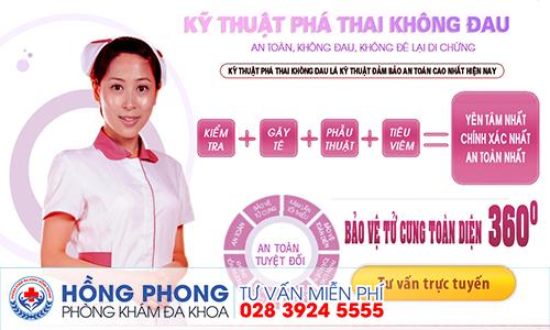 Dịch Vụ Phá Thai Ở Đâu An Toàn Tốt Nhất Tphcm
