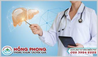 Gói Xét Nghiệm Bệnh Gan 800k Và 900k Tại Phòng Khám Bệnh Gan Hồng Phong