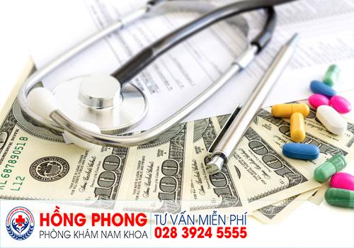 Chi phí điều trị rối loạn cương
