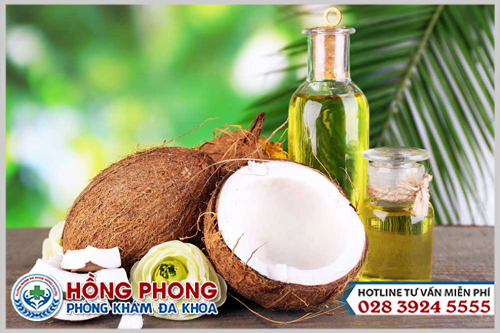 Dầu Dừa Có Công Dụng Gì Trong Điều Trị Nấm Candida