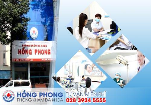 Phòng khám sản phụ khoa Hồng Phong