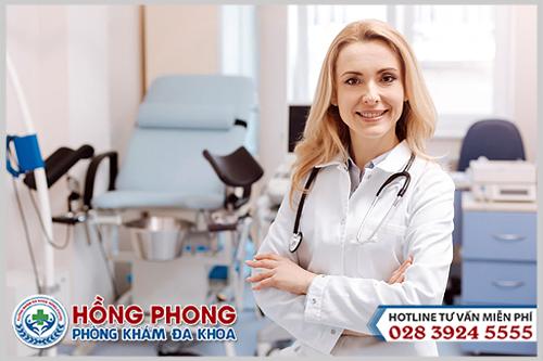 Bác sĩ phụ khoa Hồng Phong