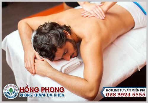 Lợi Ích Từ Massage Lingam Đối Với Nam Giới