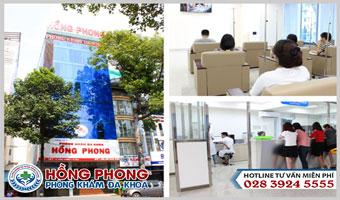 Phòng Khám Nam Khoa Hồng Phong Quận 5 Tphcm