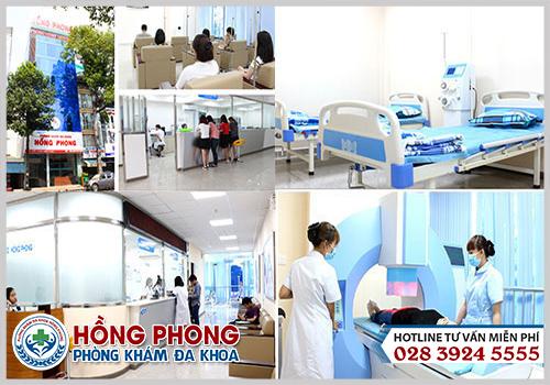 Chất Lượng Phòng Khám Phá Thai Hồng Phong Quận 5 Tphcm Ra Sao