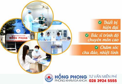 Phòng Khám Hồng Phong