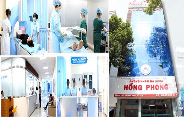 Đa Khoa Hồng Phong - địa chỉ thực hiện đình chỉ thai an toàn, kín đáo