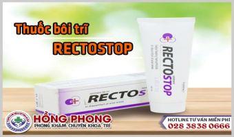 Có Nên Tự Ý Sử Dụng Thuốc Bôi Trĩ Rectostop Không